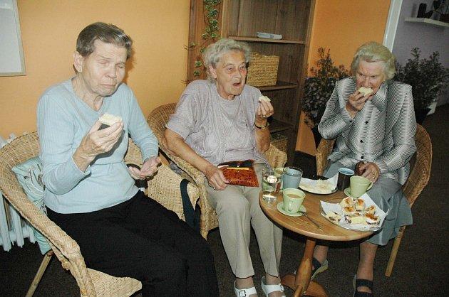 Denní centrum pro seniory Kanape
