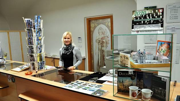 Městské informační centrum Duchcova změnilo adresu.