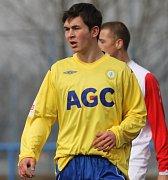 Fotbalista Marek Strada