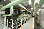Nejmodernější elektrárna ve střední Evropě spálí za den až 210 vagónů uhlí.
