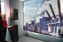 Elektrárna Ledvice otevření informačního a vzdělávacího centra