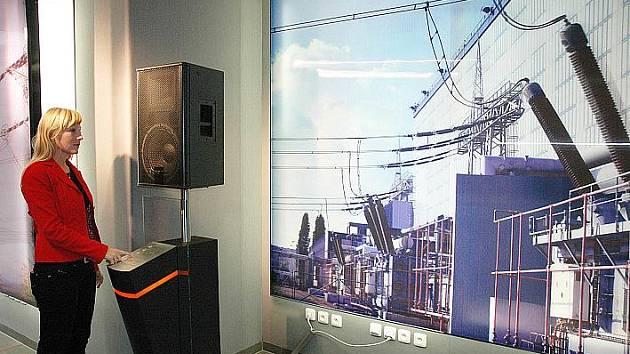 Elektrárna Ledvice - informační a vzdělávací centrum