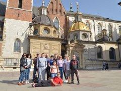 Pracovníci Arkadie navštívili Krakow.