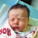 Jakub Bažant se narodil Petře bažantové z Modlan 9. dubna  ve 20.58  hod. v teplické porodnici. Měřil 50 cm a vážil 3,90 kg.