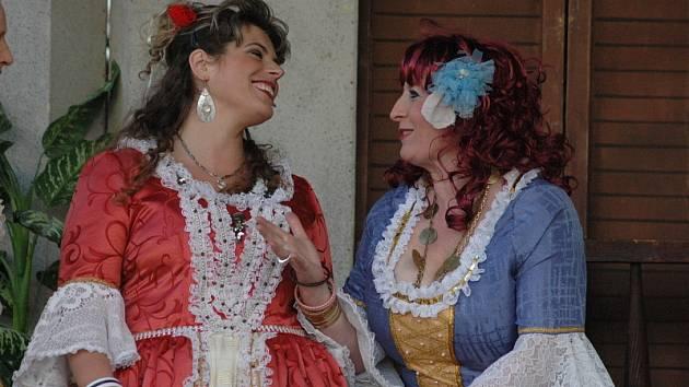 Casanovské slavnosti - divadelní hudební komedie Casanova a Mozart