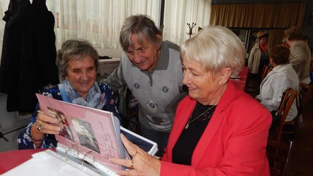 Mezinárodní den seniorů v Proboštově.