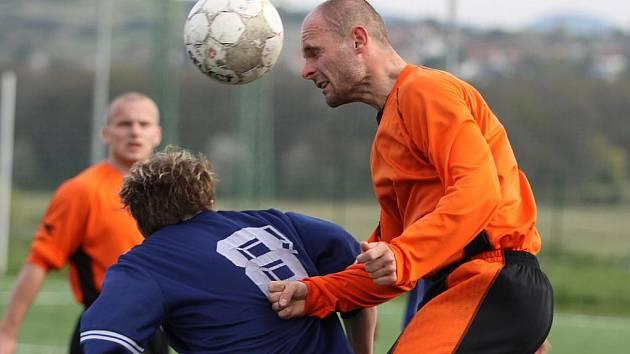 Slovan Sobědruhy - FK Újezdeček 1:1