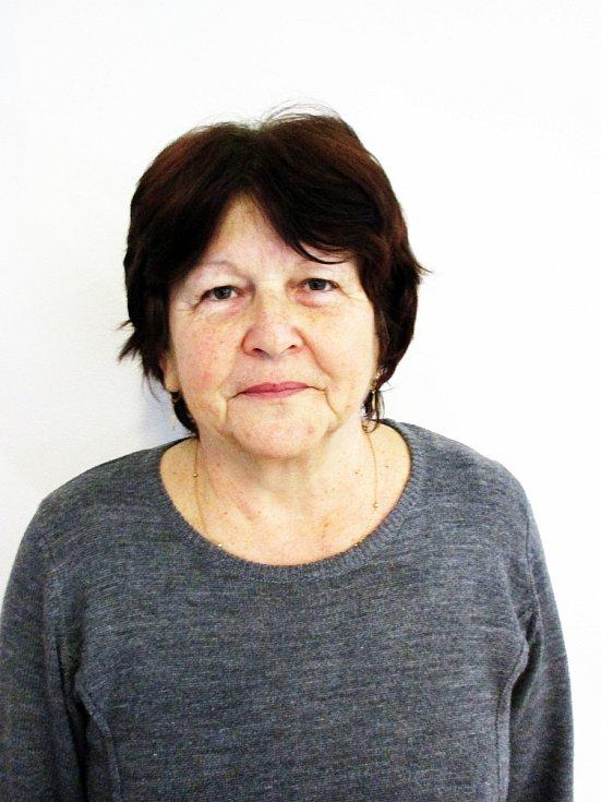 Alena Ihnatišínová.