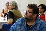 Ateliéry patří účastníkům malířského sympozia