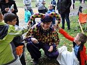 Na den české státnosti připravilo sdružení Krupka naše město akcí Pohádkový les.