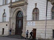 Gymnázium Teplice. Ilustrační foto.