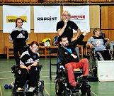 V Krupce měli dostaveníčko handicapovaní sportovci