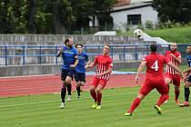 Sport fotbal I.A třída Rumburk - Ledvice