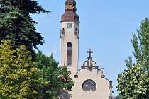 Kostel u Barbory v Duchcově