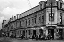 Jaké město z Teplicka je na historickém snímku?