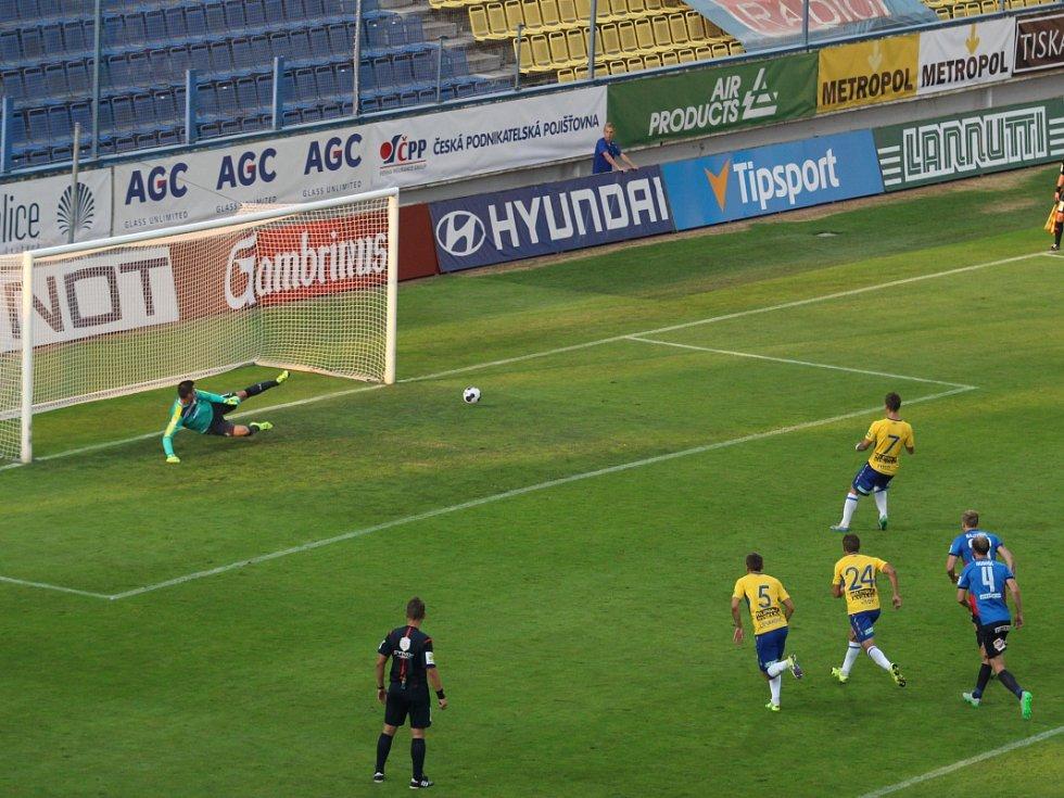 Teplice - Plzeň 2:2