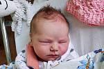 Nela Skalníková se narodila Andree Hanzlíkové  z Bystřan 17. září v 16,49 hodin v teplické porodnici. Měřila 50 cm, vážila 3,90 kg.