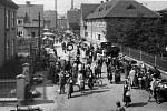 Historie města Košťany