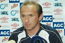 Legenda FK Teplice Pavel Verbíř