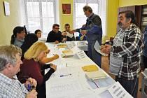 Volby 2013 na Teplicku.