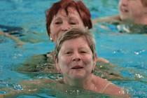 Soutěž v plavání seniorů zavítá i do Teplic.