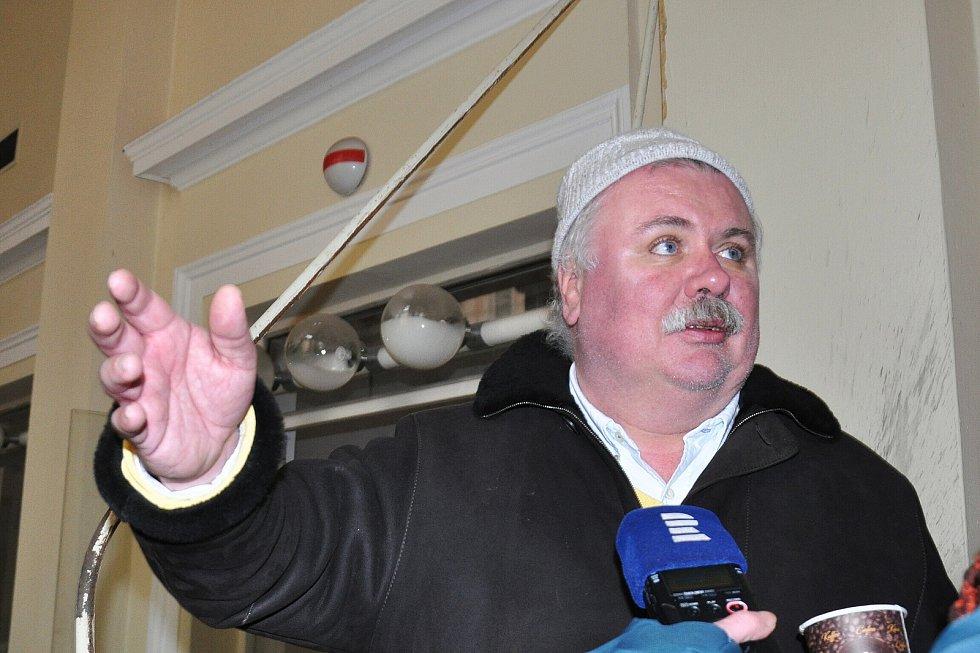 Jaroslav Třešňák.