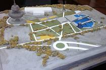 Vizualizaci doplněnou trojrozměrným modelem představil vpondělí zastupitelům teplický architekt Petr Sedláček.