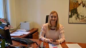 Generální konzulka České republiky v Drážďanech Markéta Meissnerová.