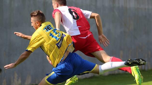 Zápas dorostu Teplice - Slavia