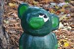 V Pohádkovém lese v Bílině se zabydlují nové postavičky