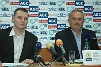 Mimořádná tisková konference FK Teplice