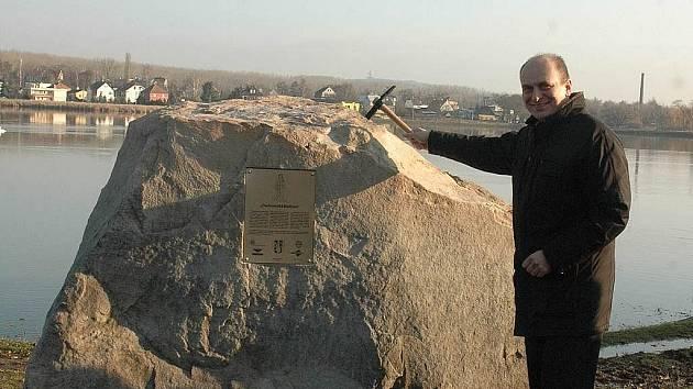 Exministr zemědělství Petr Gandalovič