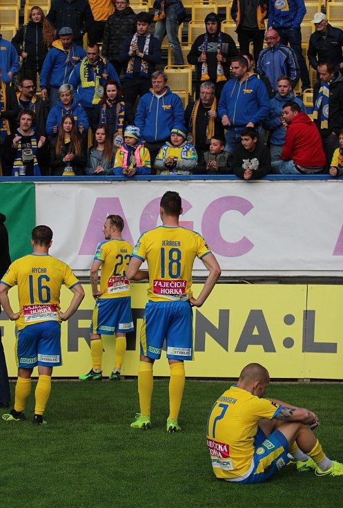 Teplice doma schytaly neskutečný debakl s Mladou Boleslaví