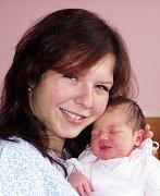 Mamince Lence Hulínové z Žalan se 7. října v 10.13 hodin v ústecké porodnici narodila dcera Johanka Hulínová. Měřila 50 cm a vážila 3,18 kg.