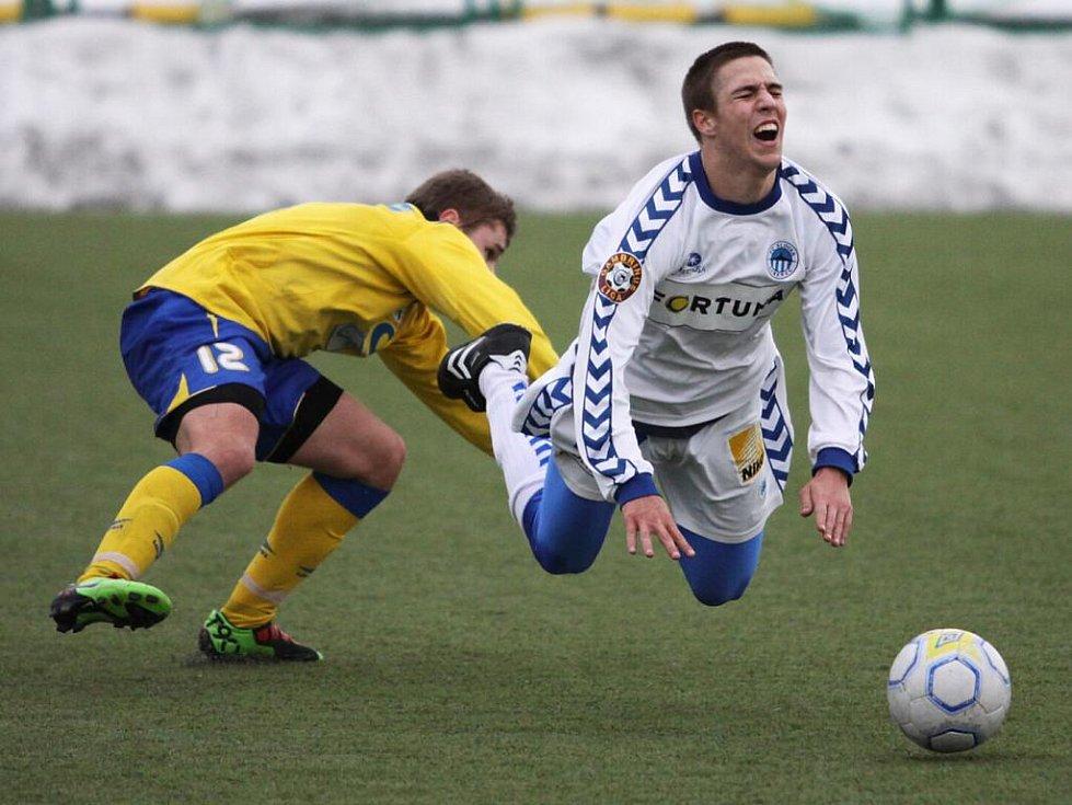 FK Teplice B - FC Slovan Liberec B 2:1