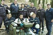 Úpořinští hasiči