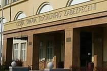 Hlavní budova České správy sociálního zabezpečení.