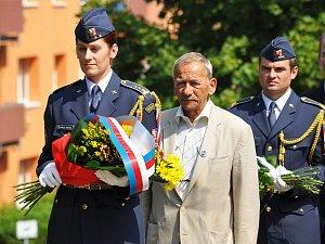 74. výročí sestřelení amerických letců nad Teplickem.