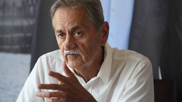 Pavel Šedlbauer, předseda představenstva FK Teplice.