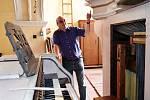 Unikátní varhany se dočkají opravy.
