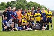 MÚ Krupka - Arabela tým (ve žlutém)