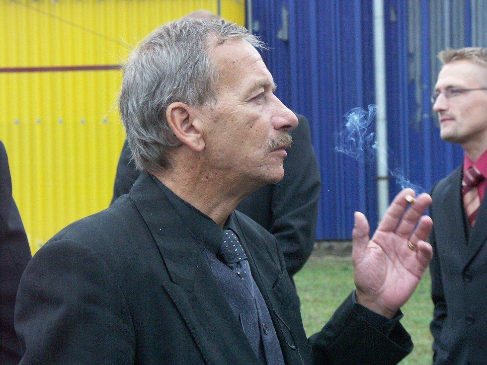 Jaroslav Kubera a téma kouření.