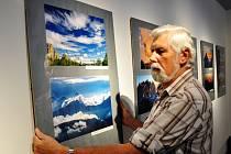 Cestou necestou - autorská výstava k 70. výročí narození známého teplického fotografa Jiřího Reissiga.