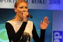 Zpěvačka Helena Zeťová
