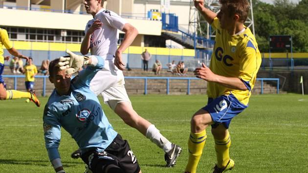 FK Teplice - Slovácko 2:2