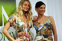 Léto u Moravců je barevné, svěží, elegantní i pohodlné