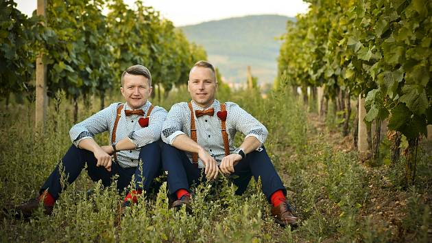 Robert Zauer (vlevo) a Tomáš Kavalec.