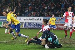 FK Teplice - Slavia Praha 1:0