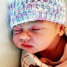 Ema Pecharová se narodila Markétě Patočkové z Fojtovic 5. prosince v teplické porodnici v 7, 56 hodin. Měřila 50 cm, Vážila 3,05 kg