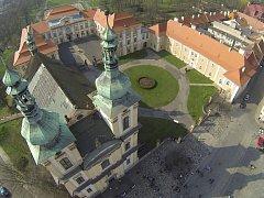 Státní zámek Duchcov/ilustrační foto